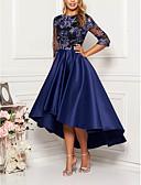 hesapli Mini Elbiseler-Kadın's Sokak Şıklığı Çan Elbise - Geometrik, Desen Midi