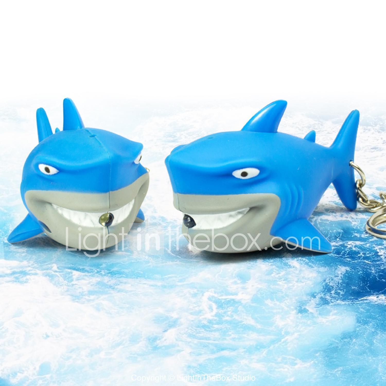 Strašna Sea World morski pas dovelo zvuk keychain iz 2420239