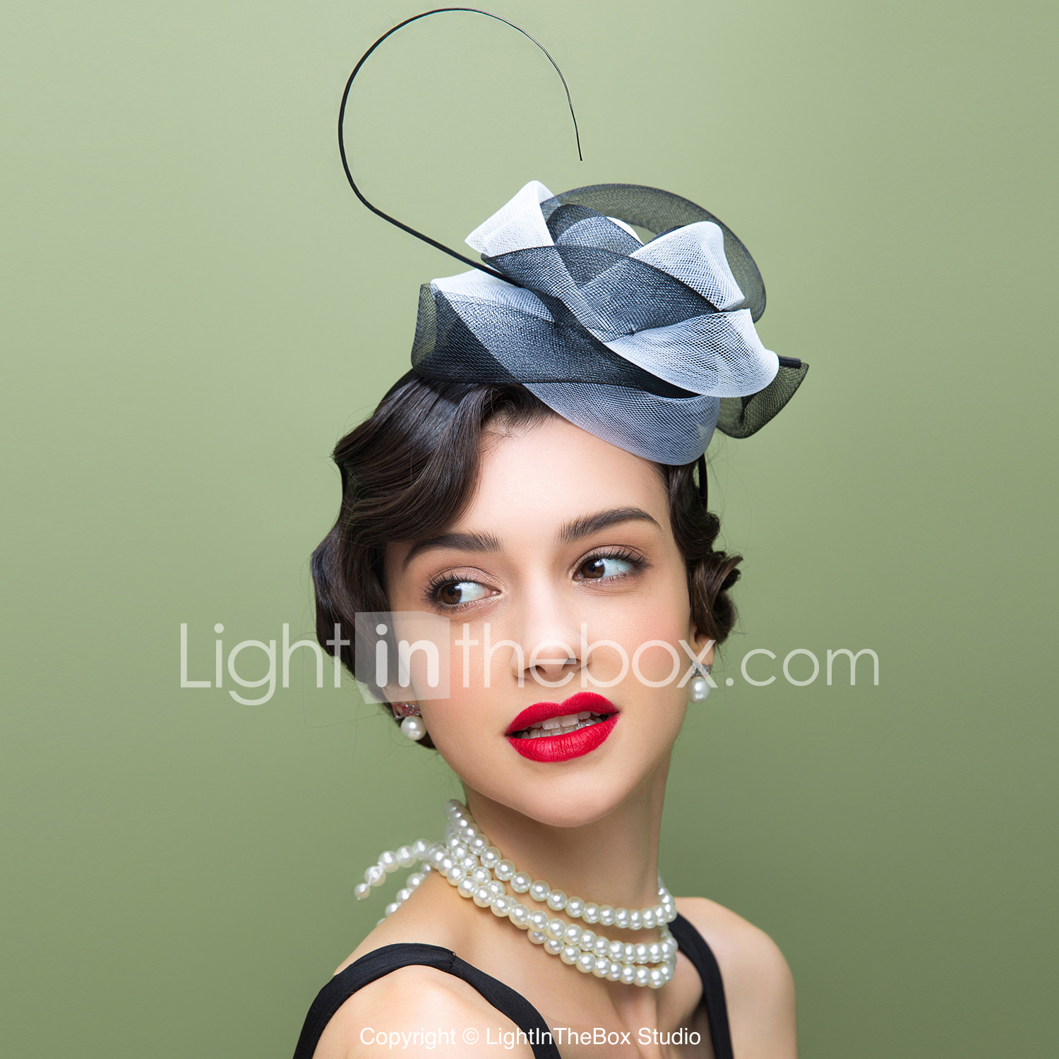 Women s Feather   Tulle Headpiece-Wedding   Special Occasion   Casual  Fascinators   Hats 1 Piece  05452469 f02cfadcd6d