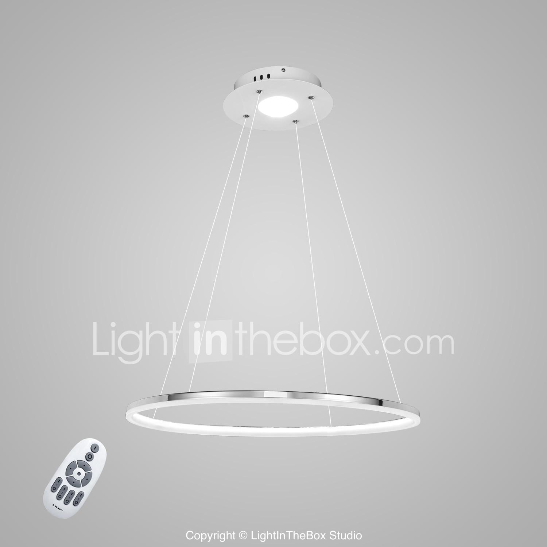 Lightinthebox Circular Pendant Light Downlight LED