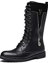dc2f6c9ef cheap Men's Boots-Men's Fashion Boots Synthetics