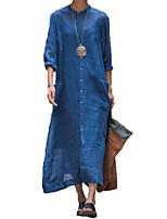 d5f93b2b34b9 economico Vestiti da donna-Per donna Essenziale Largo A tunica Vestito -  Collage