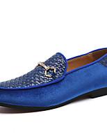 7910fa43b Недорогие Мужская обувь-Муж. Официальная обувь Искусственная кожа Весна  лето Деловые / Классика Мокасины