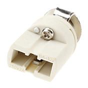 accesorio de iluminación de alta calidad del sostenedor de la lámpara del zócalo de la base g9