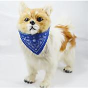 Collar de Perro Con Pañuelo de Motociclista - Colores Surtidos
