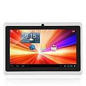 7 pulgadas Tableta androide (Android 4.4 1024*600 Quad Core 512MB RAM 8GB ROM)