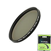 fotga®PRO1-Dの52ミリメートルの超スリムMCマルチコーティングされたCPL円偏光レンズフィルター