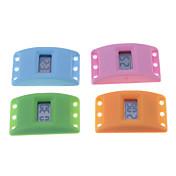 impermeables bandas telar de cinta electrónica grandes del tamaño de los niños reloj de pulsera