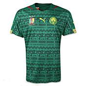 2014 copa del mundo camisetas de la copa del mundo camerún partido en casa verde