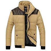 cálido de mantenimiento de la chaqueta abajo