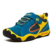 Sneakers de diseño (Negro/Azul/Marrón) - Comfort/Dedo redondo/Punta cerrada - Cuero sintético