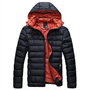 abrigos de invierno de la moda de algodón acolchado de ocio termal de walk®men Manwan, chaqueta de nieve