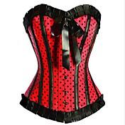 Faja Lolita Clásica y Tradicional Rosado Azul Piscina Púrpula Rojo Accesorios de Lolita Faja espalda en T