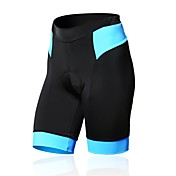 SPAKCT Pantalones Acolchados de Ciclismo Mujer Bicicleta Shorts/Malla corta Camiseta/Maillot Medias/Mallas Largas Ropa para Ciclismo
