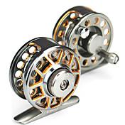 Fiskehjul Flue Hjul 1:1 2 Kuglelejer ombyttelig Fluefiskeri - CJL030 FDDL