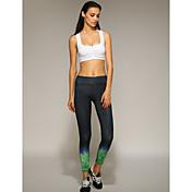 Mujer Pantalones ajustados de running Leggings de gimnasio Secado rápido Medias/Mallas Largas Prendas de abajo Yoga Ejercicio y Fitness