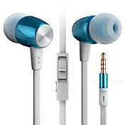 byz K460(ハイファイ重低音)で、耳金属の携帯電話のヘッドセット