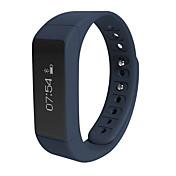 Iwown® I5PLUS Pulsera Smart Resistente al Agua Long Standby Control de voz Deportes Atención de Salud Listo para vestir Bluetooth 4.0iOS