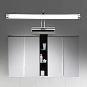 コンテンポラリー ウォールランプ バスルーム照明 用途 メタル ウォールライト IP54 90-240V