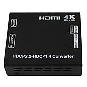 convertidor de HDMI para el convertidor de HDCP 2.2 a 1.4 HDCP visión convertido para HDMI resolución 4k versión disminución