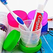 折り畳み式 のために 洗面道具 プラスチック