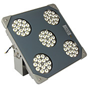 Focos LED 75 LED de Alta Potencia 7500 lm Blanco Cálido Blanco Fresco 3000k/6000K K Impermeable AC 85-265 V