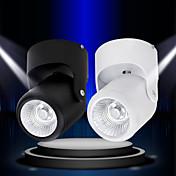 KAKAXI 500 lm Luces LED de Rail 1 leds COB Decorativa Blanco Cálido Blanco Fresco 85-265V