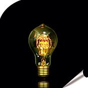 e27 25w a19 bombilla de filamento de tungsteno edison 60 bombillas incandescentes de alta calidad