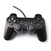 PS2 用デュアルショックコントローラー(ブラック)