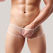 Masculino Boxers com Stretch Masculino Malha / Nylon