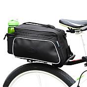 ROSWHEEL 自転車用バッグ 10L自転車用リアバッグ/自転車用サイドバッグ 自転車用リアバッグ 防水 耐久性 耐衝撃性の 自転車用バッグ 布 テリレン サイクリングバッグ サイクリング/バイク
