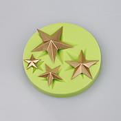 Herramientas para hornear Silicona Ecológica / Antiadherente / Nueva llegada Pastel / Galleta / Cupcake Moldes para pasteles