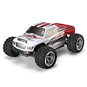 Coche de radiocontrol  WL Toys A979-B 2.4G 4WD Alta Velocidad Drift Car Off Road Car Buggy (de campo traversa) 1:18 Brush Eléctrico 70km/h