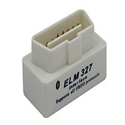 mini ELM327 súper con marcador bluetooth instrumento de diagnóstico OBD