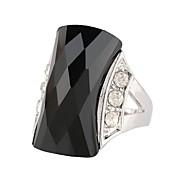 女性 指輪 ジュエリー ボヘミアスタイル イミテーションダイヤモンド ターコイズ 合金 ジュエリー 用途 カジュアル