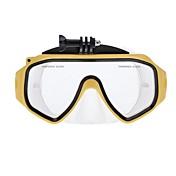 Máscaras de Buceo Impermeable por Cámara acción Todo Gopro 5 Gopro 3 Gopro 2 Gopro 3+ Gopro 1 Gopro 3/2/1 Silicona