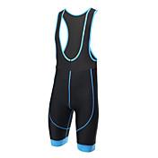XINTOWN Shorts Bib de Ciclismo Hombre Bicicleta Petos de deporte/Culotte con tirantes Pantalones Cortos Acolchados