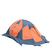 MOBI GARDEN 2 Personas Tienda Doble Carpa para camping Una Habitación Tiendas de Campaña para Senderismo Mantiene abrigado Impermeable