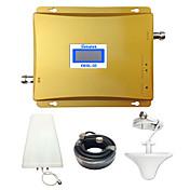 kits completos amplificador lintratek 2g dcs 900MHz GSM repetidor de señal 1800mhz banda dual teléfono celular gsm amplificador de señal