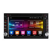 16グラムROMとC500アンドロイド6.0 4core 2DINユニバーサルカーナビゲーションラジオのサポートの4G LTE ownice