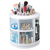 3 収納ボックス 三層 シェルフオーガナイザー 360回転 その他 日常 # クラシック プラスチック 360°ローテーション 高品質 日常
