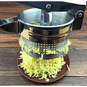 Patata Exprimidor Manual For Para utensilios de cocina Acero Inoxidable Cocina creativa Gadget