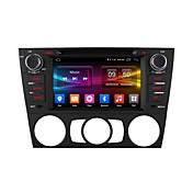 pantalla de alta definición c500 Ownice 1024 * 600 de cuatro núcleos GPS para Android 6.0 del coche reproductor de DVD para BMW Serie 3