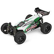 RCカー WL Toys A303 2.4G 車載 オフロードカー ハイスピード ドリフトカー バギー 2WD 1:12 ブラシ電気 35 KM / H リモートコントロール 充電式 エレクトリック