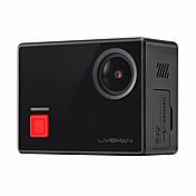 Action Camera / Sports Camera 16MP WIFI タッチスクリーン Panorama 広角 120FPS 1.5 CMOS 64 GB バーストモード タイムラプス 40男