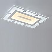 KAKAXI Montage de Flujo Luz Ambiente - Regulable, LED, Regulable con control remoto Bombilla incluida / 10-15㎡ / LED Integrado