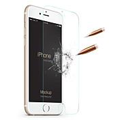Protector de pantalla para Apple iPhone 7 Vidrio Templado Protector de Pantalla Frontal Alta definición (HD) Dureza 9H Borde Curvado 2.5D