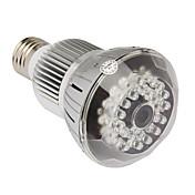 hd 1080p wifiカメラe27 led電球動き検出サポートpcタブレット電話