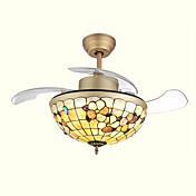 Moderno/Contemporáneo LED Regulable Lámparas Araña Luz Downlight Para Sala de estar Dormitorio Comedor Habitación de estudio/Oficina