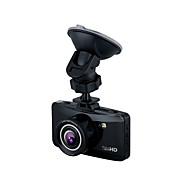 W100 HD 1280 x 720 1080p 140度 車のDVR Generalplus1248 2.7 インチ LCD ダッシュカムforユニバーサル G-Sensor 駐車モード モーションセンサー オン/オフオート 内蔵マイク ホワイトバランス